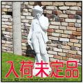ガーデン彫像 大型人物 ビーナス像 青年像 クラシックガーデン オブジェ 洋風庭園   レンゾ イタリア石像シリーズ