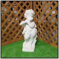 フルート 天使の楽器シリーズ イタリアガーデン石像
