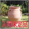 ギリシア クレタ島 テラコッタ鉢 ピサーリ  耳付 大型壺