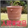 ガーデンオブジェ 大鉢 スラップサーノ ギリシア クレタ島 ガーデン置物 ハンドメイド鉢 大型壺