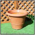高品質 マルキオーロ社 キャスター ベーシックデザインクエンカ鉢 ポリエステル樹脂製 サイズ豊富