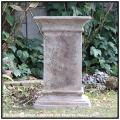ガーデン アンティコ パレストロ2 人気置物 ベトナム製 角型 エッシュバッハ 台座 花台 立柱
