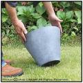 無機質感 プレーン モダン リードライト 植木鉢 アーバン シック シンプルコーン シンプル クール オフィス