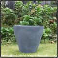 グラスファイバー植木鉢  無機質感 シンプルコーン シンプル エッシュバッハ社 プレーン モダン リードライト