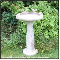石像 テラコッタアイテム ガーデンオブジェ  バードバス 庭園置物  洋風  オーナメント