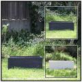 リガンデ プランター鉢 鉢植え 人気 横長 軽量コンクリート製 大型 コンクリート ガーデニング