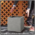 無機質 エッシュバッハ社 モードライト 植木鉢