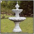 ガーデン噴水 ピストイア 2段噴水 石造噴水 クラシック コンパクト 人工大理石製 イタルガーデン社 洋風庭園