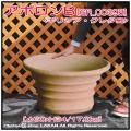 アポロン 素焼き鉢 松尾貿易 輸入テラコッタ鉢 クレタ島 ギリシア 大型壺