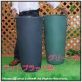 デザインもサイズも豊富 キャスター  キボーハイ鉢 マルキオーロ社  ポリエステル樹脂製  高級輸入樹脂植木鉢 円柱型背高鉢