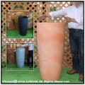円柱型背高鉢 デザインもサイズも豊富 ポリエステル樹脂製 キボーハイ鉢 高級輸入樹脂植木鉢 マルキオーロ社