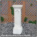 クラシック イタルガーデン エトルスコ 台座 ガーデンオブジェ 石造 花台 重厚 高級感 洋風庭園