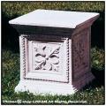 洋風クラシック  重厚 高級感 イタルガーデン 庭園  石造 花台 コルフ