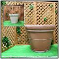 ガーデンプランター 樹脂製植木鉢 クラシックデザイン ダブルリムポット  セラルンガ 人気