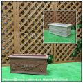 樹脂製植木鉢 ガーランドポット  セラルンガ 普遍人気 ガーデンプランター クラシックデザイン