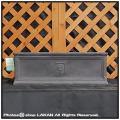 NEWステッププランター シンプル 横長型鉢 R05 ファイバークレー 大型 軽量 樹脂鉢 輸入鉢
