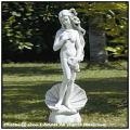 ヴィーナス誕生 洋風ガーデン 彫像 大理石像 ST0164 クラシック 人工大理石 石造人形 石像 庭園