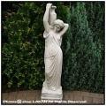 クラシック 石像 ガーデンオブジェ 洋風 大理石像 イタルガーデン社 庭園 彫像 ヴィーナス像 水を汲む乙女像