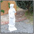 季節の乙女像 春の乙女像 洋風ガーデン 石造 イタリア製 ビーナス像婦人像 モニュメント