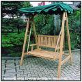 ブランコ ラブベンチ チーク製 屋外家具 インドネシア