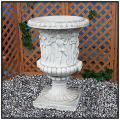 石造 花鉢  ネローネ花鉢