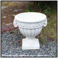 洋風ガーデン 花鉢 VR0680 トーリルッサ花鉢 石造 クラシック調 イタリア