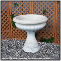 VR0685 洋風ガーデン カルロ 人工大理石 石造花鉢