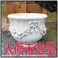 クラシック花鉢 ファビオ鉢 石造花鉢 イタリア輸入鉢 0694
