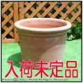 輸入植木鉢  トスカーナ  大型植木鉢 トレビジャーネ社 Vaserie Trevigiane  高級テラコッタ クラシックシリンダー