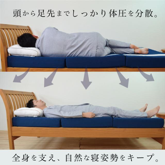 通販-首肩快適枕-マイマットカーボン