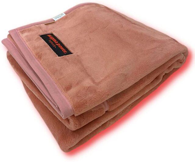 吸湿発熱 マグマパワーダブルウォーム毛布 ダブルサイズ