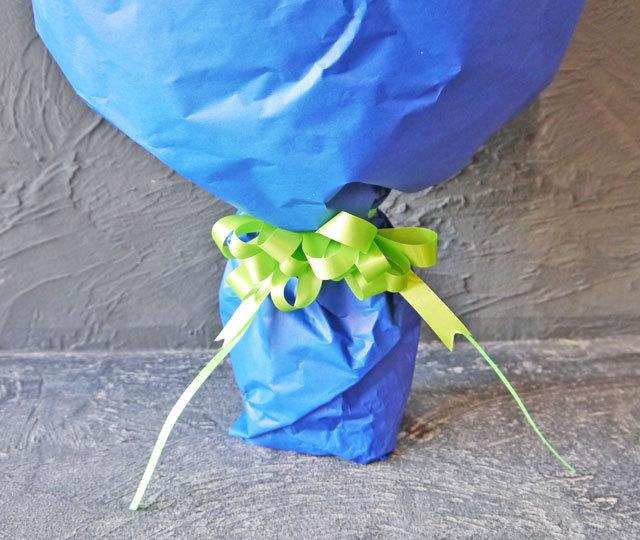 スタンダード花束《ブルー・パープル系》