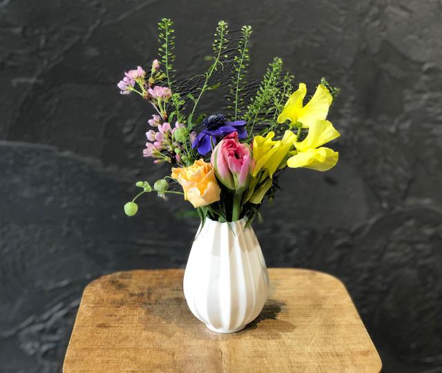 季節のお花定期便