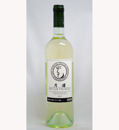 月浦ワイン ミュラートゥルガウ