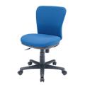 【39%OFF送料無料】【オフィスチェア(ブルー)】包まれるようなフィット感OAチェア■SNC-021KBL