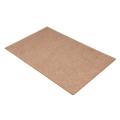 【54%OFF!送料無料!】【OAチェア用マット】床に傷がつくのを防ぐ室内用大型OAチェアマット、ブラウン■SNC-MAT2BR