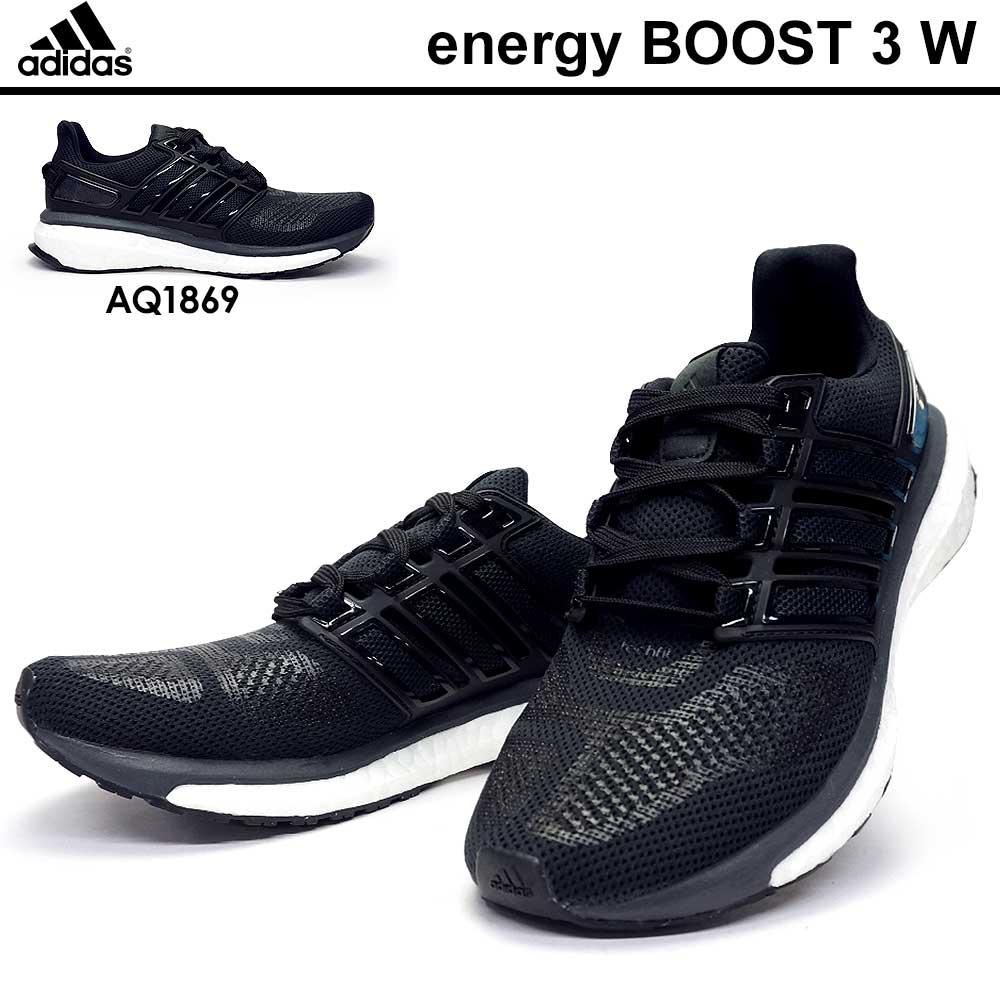 アディダス エナジー ブースト 3 W ウィメンズ レディース スニーカーシューズ ローカット ランニング adidas energy BOOST 3 W AQ1869