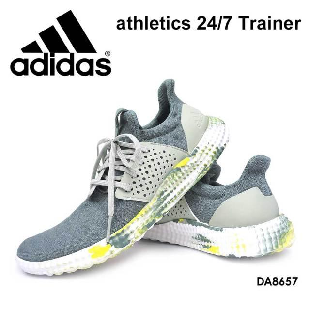 アディダス メンズ アスレチックス 24/7 トレーナー トレーニングシューズ adidas athletics 24/7 Trainer DA8657