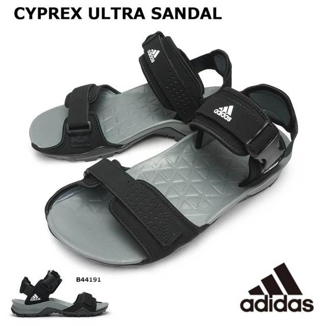 アディダス メンズ サンダル CYPREX ウルトラ サンダル アウトドア テレックス アクティビティ 速乾 ストラップ TRAXION 夏 海 BBQ キャンプ adidas TERREX CYPREX ULTRA SANDAL