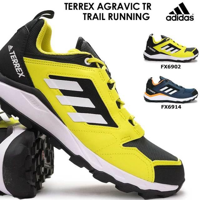 アディダス メンズ スニーカー テレックス アグラヴィック TR アウトドア ハイキングシューズ トレイル ランニング adidas TERREX AGRAVIC TR TRAIL RUNNING