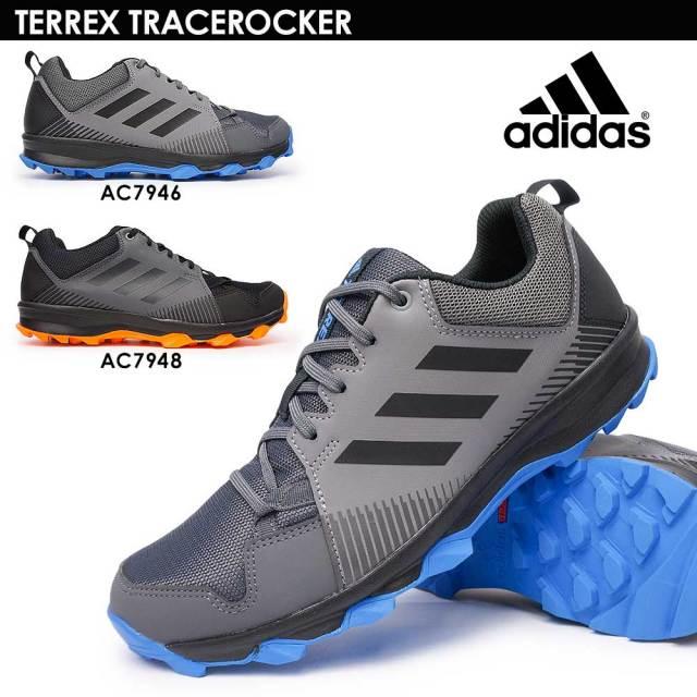 アディダス テレックス トレースロッカー TX TRCRCKR シューズ アウトドア メンズスニーカー ランニング スポーツ adidas TERREX TRACEROCKER AC7946 AC7948