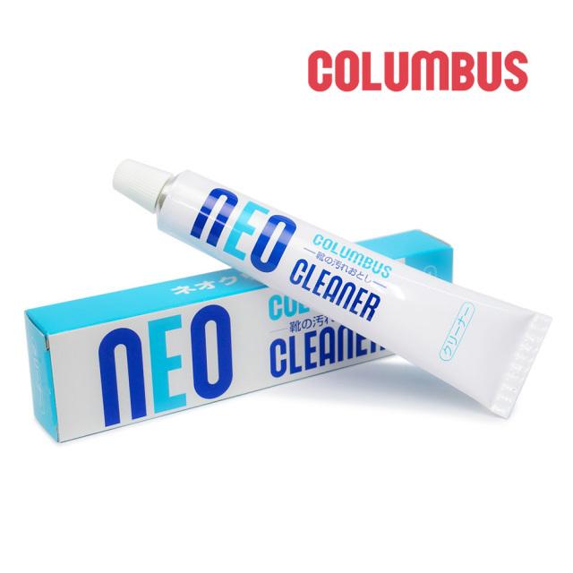 コロンブス ネオクリーナー NC ツヤ革専用クリーナー 無色 汚れ落とし リムーバー 靴 バッグ レザーウェア COLUMBUS NEO CLEANER