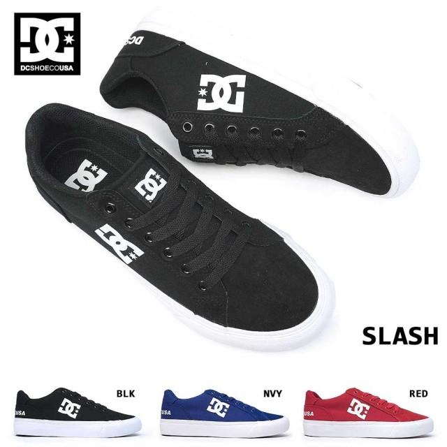 DC スニーカー メンズ レディース スラッシュ DM201604 スケーター ボードシューズ DC SHOES SLASH