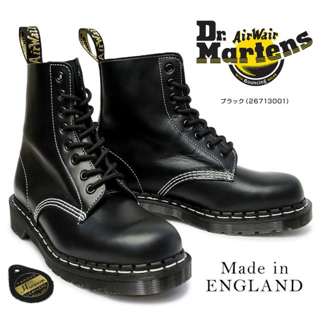 ドクターマーチン 英国製 1460 パスカル キャバリア 8ホールブーツ メイドインイングランド メンズ 正規品 Dr.Martens 1460 PASCAL CAVALIER MIE