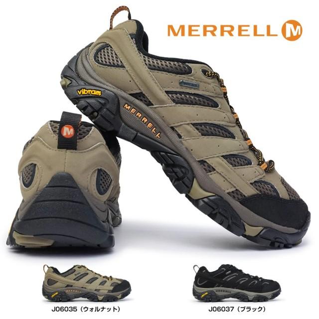 メレル モアブ 2 ゴアテックス メンズ 全天候型 防水 ハイキングシューズ トレッキングシューズ MERRELL MOAB 2 GORE-TEX