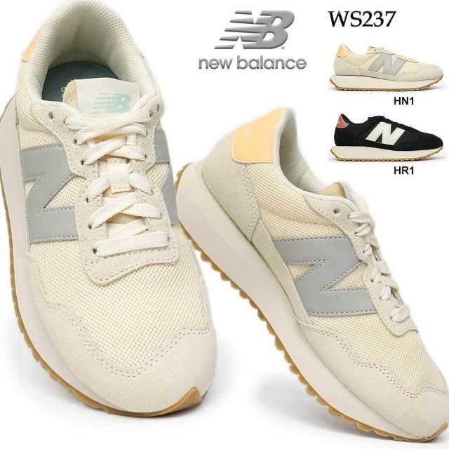 ニューバランス スニーカー レディース WS237 スエード メッシュ ライフスタイル ランニング ジョギング ビッグロゴ B幅 new balance