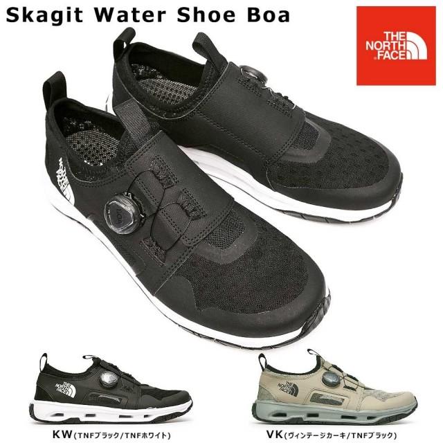 ザ ノースフェイス スニーカー メンズ NF02005 スカジット ウォーター シュー Boa アウトドア THE NORTH FACE Skagit Water Shoe Boa