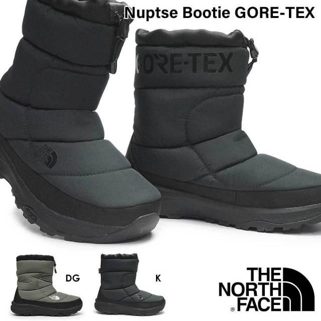 ザ ノースフェイス 防水 ブーツ NF51971 メンズ レディース ヌプシ ブーティー ゴアテックス 雪国 ウィメンズ ユニセックス ペア お揃い ウィンターブーツ 定番 人気商品 THE NORTH FACE Nuptse Bootie GORE-TEX