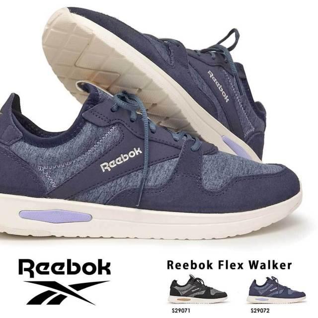 リーボック スニーカー レディース フレックス ウォーカー Flex Walker ウォーキング フィットネス Reebok Flex Walker