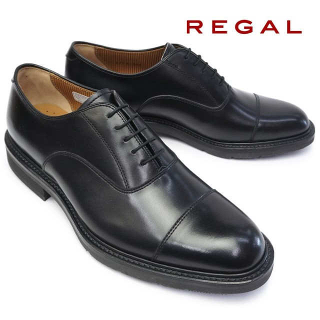 リーガル メンズ 蒸れない靴 11TR ストレートチップ ビジネスシューズ 本革 日本製 Regal 11TRBH Made in Japan